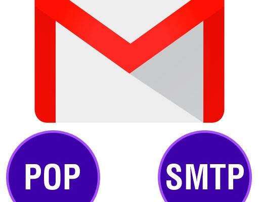 Configurar cuenta de correo electrónico en Gmail con POP y SMTP