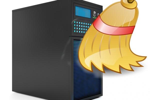 Liberar espacio en un servidor Linux con Plesk